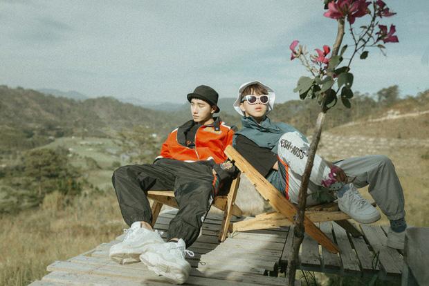 Bộ đôi Juun Đăng Dũng - R.Tee ra mắt bản Chill của ca khúc lấy cảm hứng từ thơ Xuân Diệu - Ảnh 7.
