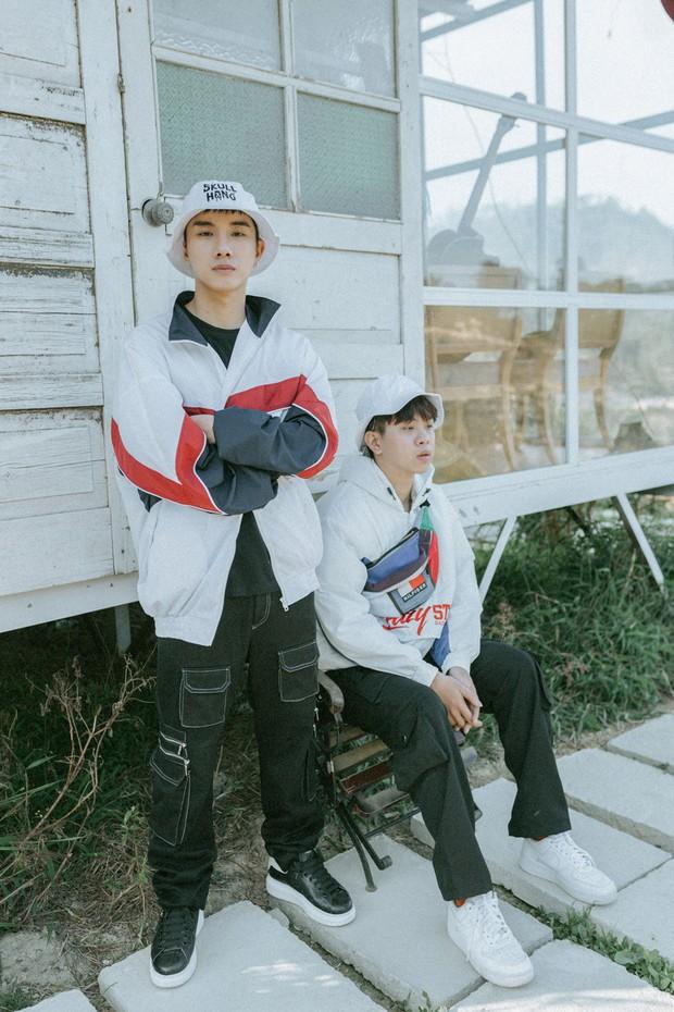 Bộ đôi Juun Đăng Dũng - R.Tee ra mắt bản Chill của ca khúc lấy cảm hứng từ thơ Xuân Diệu - Ảnh 4.