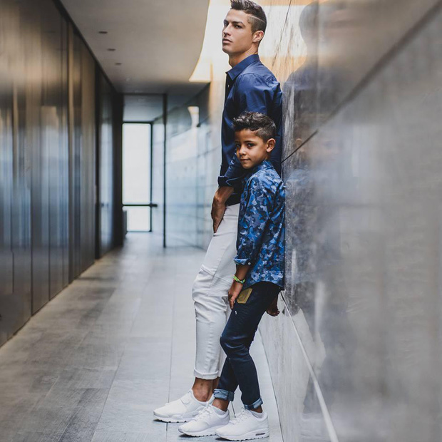 Cuộc sống vương giả của những đứa trẻ nhà Ronaldo, Neymar, Messi - Ảnh 3.