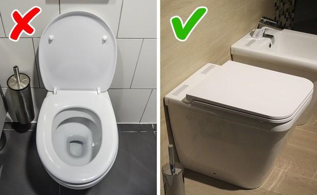 7 quy tắc ai sử dụng nhà vệ sinh công cộng cũng buộc phải nhớ kẻo rước bệnh vào người - Ảnh 6.