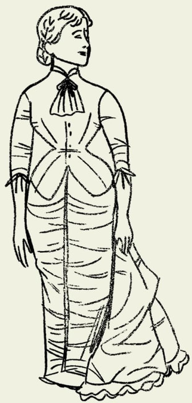 Thảm họa thời trang thế kỷ 19: Hàng loạt phụ nữ bị thiêu sống vì bộ váy thời thượng này - Ảnh 6.
