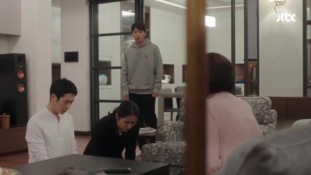 Chị Đẹp: Biết được sự thật động trời, mẹ Son Ye Jin suýt ngất, đánh bụp đầu cả hai đứa con - Ảnh 2.