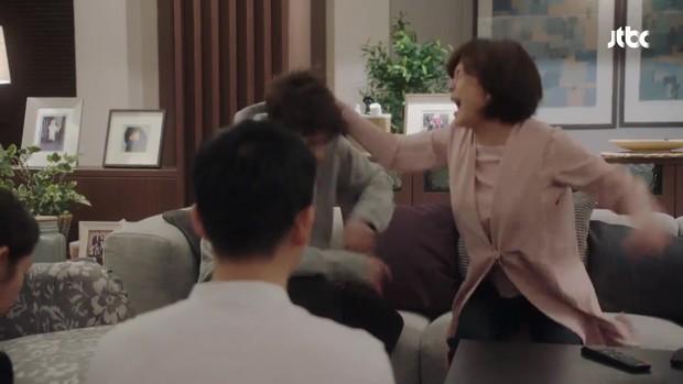 Chị Đẹp: Biết được sự thật động trời, mẹ Son Ye Jin suýt ngất, đánh bụp đầu cả hai đứa con - Ảnh 4.