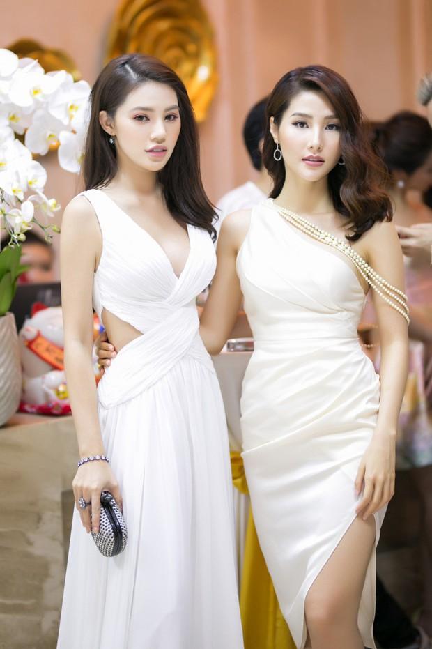 Jolie Nguyễn đọ sắc cùng Diễm My 9x, Jun Vũ trong một sự kiện, ai xinh đẹp hơn? - Ảnh 5.