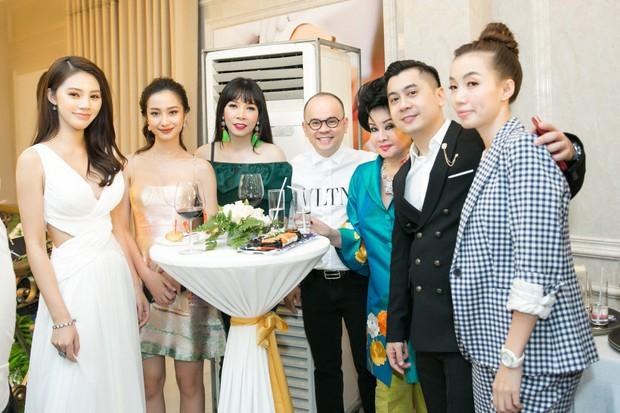 Jolie Nguyễn đọ sắc cùng Diễm My 9x, Jun Vũ trong một sự kiện, ai xinh đẹp hơn? - Ảnh 7.