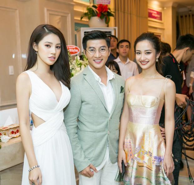 Jolie Nguyễn đọ sắc cùng Diễm My 9x, Jun Vũ trong một sự kiện, ai xinh đẹp hơn? - Ảnh 8.