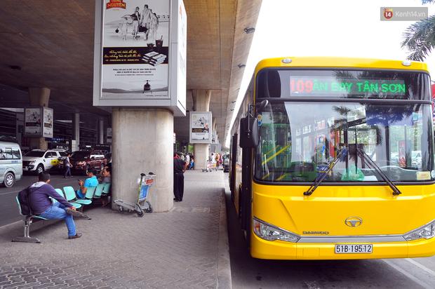 Hành khách được đi miễn phí các tuyến xe buýt sân bay, bến xe và khu vui chơi ở Sài Gòn dịp Lễ 30/4 - 1/5 - Ảnh 2.