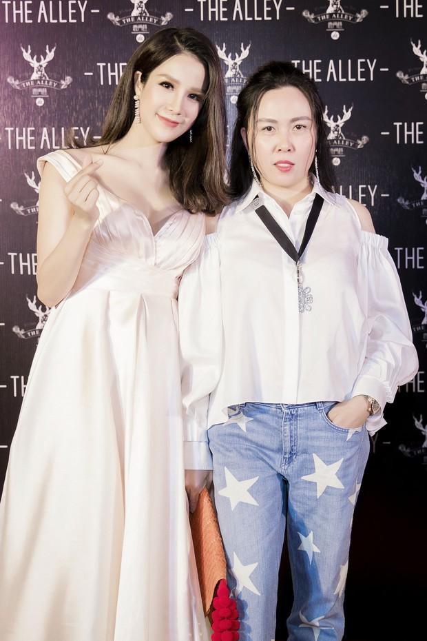 Diệp Lâm Anh cùng dàn Hoa hậu, Á hậu hội ngộ tại sự kiện khai trương trà sữa The Alley Hà Nội - Ảnh 14.