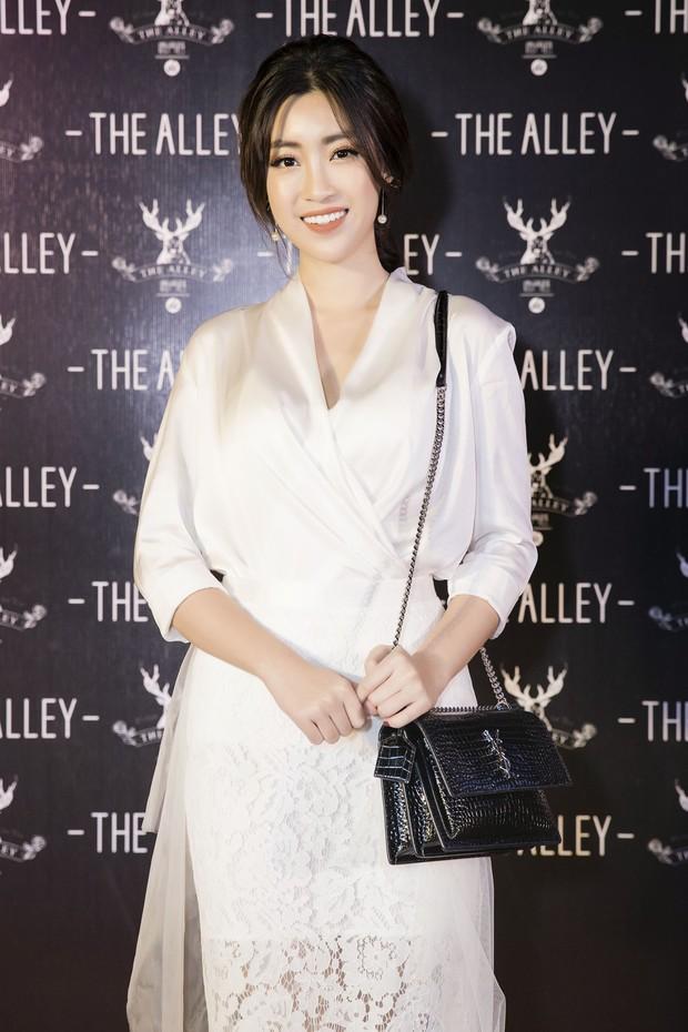 Diệp Lâm Anh cùng dàn Hoa hậu, Á hậu hội ngộ tại sự kiện khai trương trà sữa The Alley Hà Nội - Ảnh 3.