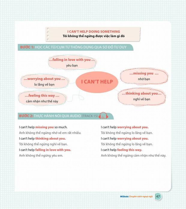 Hacking your English Speaking - Phương pháp học tiếng Anh mới lạ bằng sơ đồ tư duy - Ảnh 3.