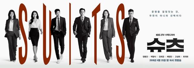 Suits: Hại não người xem, ghi điểm nhờ cặp chú cháu Jang Dong Gun – Park Hyung Sik - Ảnh 2.