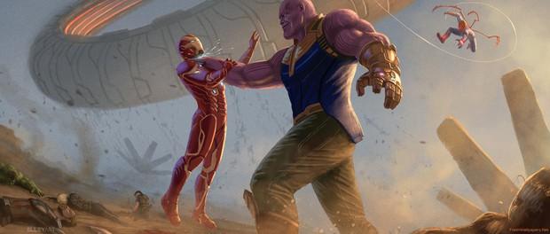 Avengers: Infinity War: Cảm thương cho anh da tím Thanos? Bạn không phải người duy nhất! - Ảnh 6.