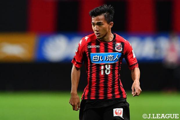 """""""Messi Thái"""" Songkrasin toả sáng rực rỡ tại J.League - Ảnh 1."""