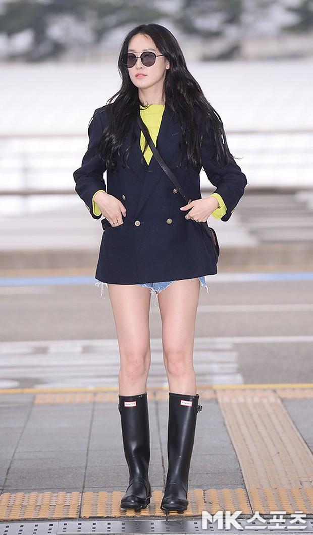 Bạn gái G-Dragon lần đầu lộ diện sau tin hẹn hò: Đẹp xuất thần, gây bất ngờ với đôi chân dài miên man - Ảnh 2.