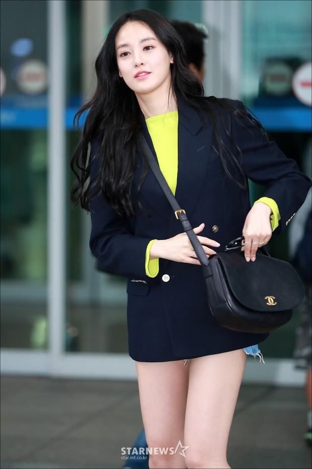 Bạn gái G-Dragon lần đầu lộ diện sau tin hẹn hò: Đẹp xuất thần, gây bất ngờ với đôi chân dài miên man - Ảnh 5.