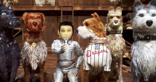 Isle of Dogs - Năm Tuất, kể chuyện chó theo phong cách Wes Anderson - Ảnh 4.