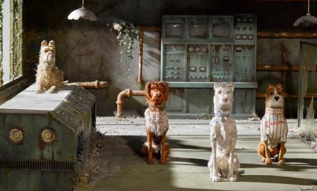 Isle of Dogs - Năm Tuất, kể chuyện chó theo phong cách Wes Anderson - Ảnh 9.