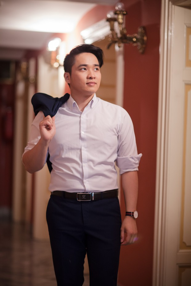 Du học sinh Việt điển trai 2 lần giành giải Nhất cuộc thi thanh nhạc quốc tế - Ảnh 3.