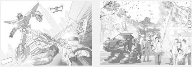 Người đàn ông dành cả tuổi thanh xuân chế tạo robot như trong phim Transformers để thỏa mãn ước mơ tuổi thơ - Ảnh 3.