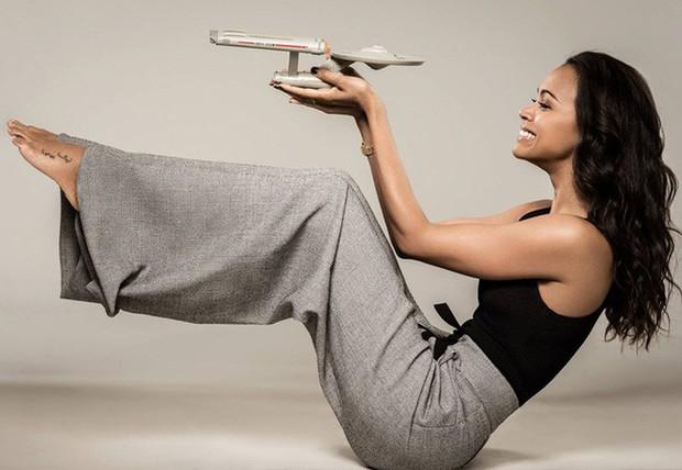 Zoe Saldana đã giảm cân, giữ dáng bằng cách nào để có màn lột xác mạnh mẽ trong bom tấn Avenger? - Ảnh 9.