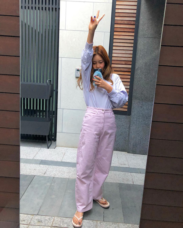 Bà trùm của Style Nanda: mặc basic cũng đẹp mà khi lồng lộn cũng chất hơn người  - Ảnh 2.