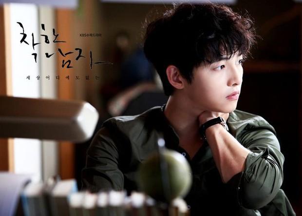 Song Joong Ki, Park Bo Gum và Jung Hae In: 3 chàng tài tử đẹp như tiên hạ phàm đang khiến cả châu Á điên đảo - Ảnh 3.