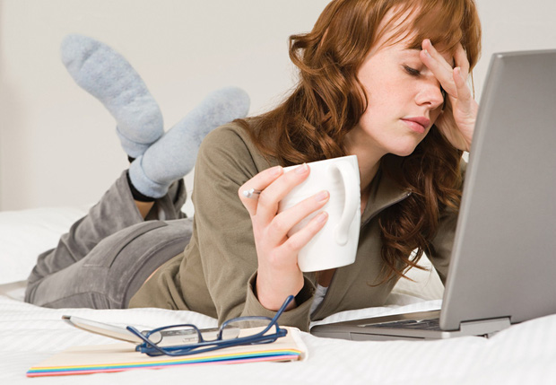Thường xuyên căng thẳng, bạn không ngờ mình sẽ gặp phải những hậu quả nghiêm trọng - Ảnh 1.