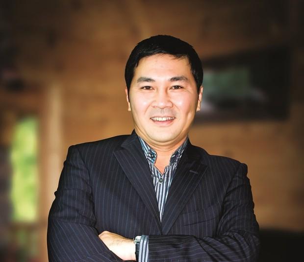 Sự nghiệp thành công và tình yêu đẹp đáng ngưỡng mộ của doanh nhân Nguyễn Hoài Nam với người vợ Hoa khôi tài năng - Ảnh 4.
