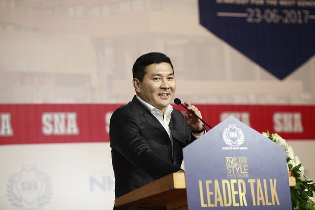 Sự nghiệp thành công và tình yêu đẹp đáng ngưỡng mộ của doanh nhân Nguyễn Hoài Nam với người vợ Hoa khôi tài năng - Ảnh 1.