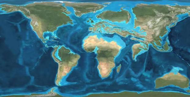 """Tranh cãi: loài khỉ đã """"đi bè"""" cưỡi sóng, vượt đại dương trước con người hàng triệu năm? - Ảnh 1."""