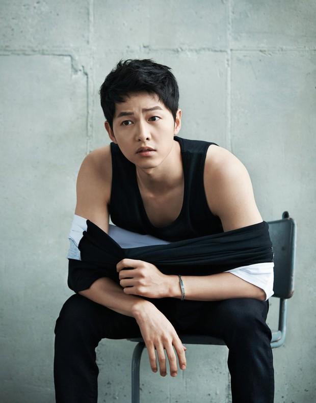 Song Joong Ki, Park Bo Gum và Jung Hae In: 3 chàng tài tử đẹp như tiên hạ phàm đang khiến cả châu Á điên đảo - Ảnh 5.