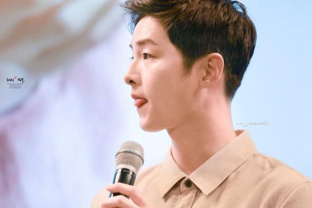 Song Joong Ki, Park Bo Gum và Jung Hae In: 3 chàng tài tử đẹp như tiên hạ phàm đang khiến cả châu Á điên đảo - Ảnh 11.