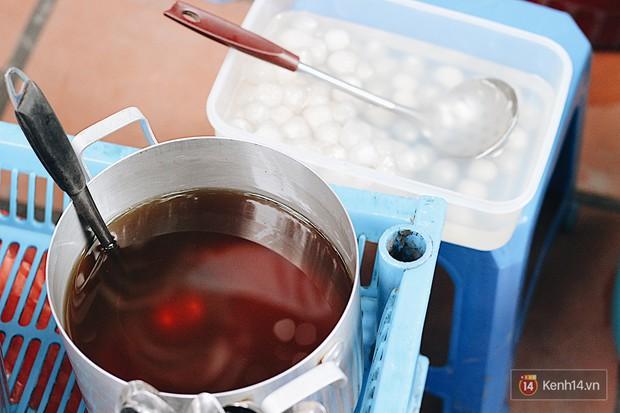 Quán trà thạch gắn liền với tuổi thơ nổi danh ở khu tập thể Kim Liên - Ảnh 3.