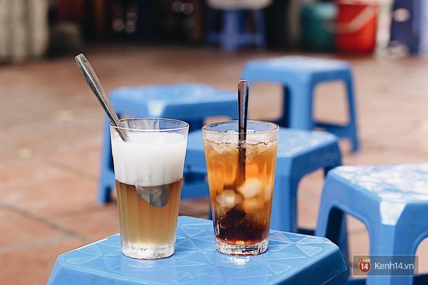 Quán trà thạch gắn liền với tuổi thơ nổi danh ở khu tập thể Kim Liên - Ảnh 4.