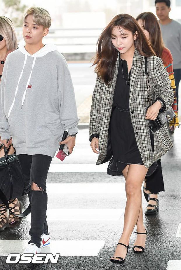 SNSD cùng quân đoàn sao nhà SM đổ bộ: Taeyeon khoe eo bé khó tin, nữ thần Yoona và Irene đọ sắc bên dàn mỹ nam - Ảnh 37.