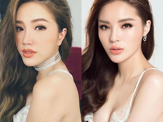 Showbiz Việt mới có cặp chị em sinh đôi: Bảo Thy là chị, em là Kỳ Duyên? - Ảnh 2.