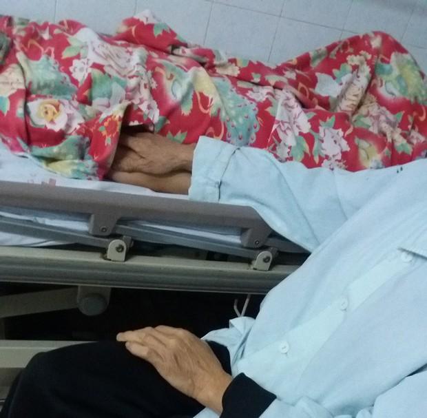 Người vợ bị chồng cũ tạt axit ở Hà Nội: Con không muốn anh ấy đi tù, con tha thứ - Ảnh 3.