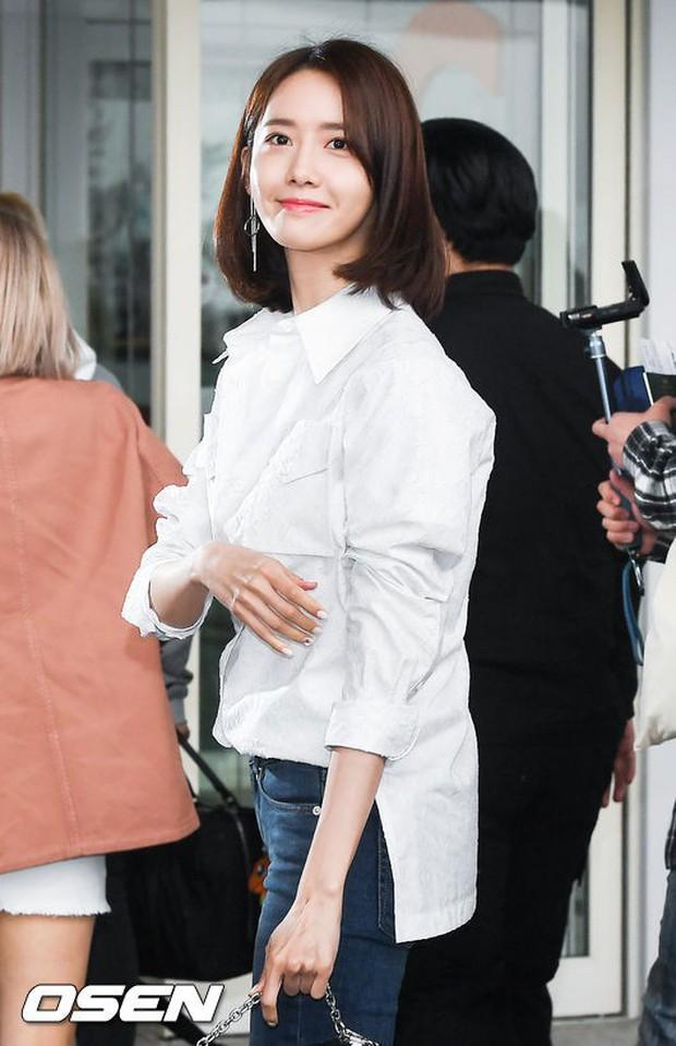SNSD cùng quân đoàn sao nhà SM đổ bộ: Taeyeon khoe eo bé khó tin, nữ thần Yoona và Irene đọ sắc bên dàn mỹ nam - Ảnh 3.