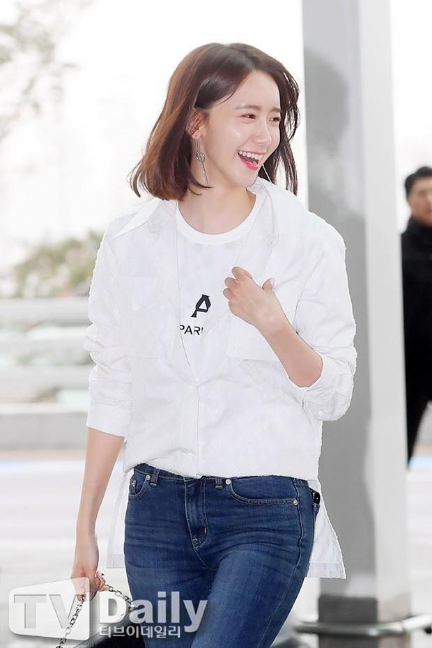 SNSD cùng quân đoàn sao nhà SM đổ bộ: Taeyeon khoe eo bé khó tin, nữ thần Yoona và Irene đọ sắc bên dàn mỹ nam - Ảnh 5.