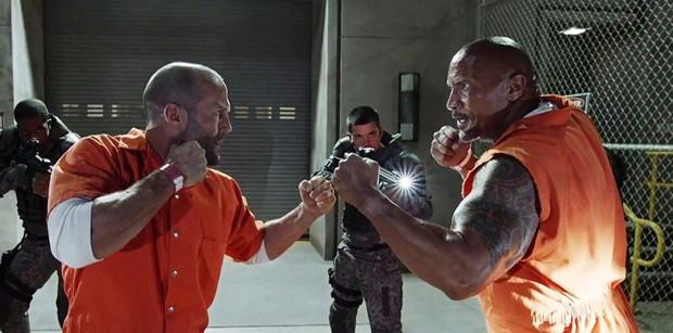 """Quá mâu thuẫn, The Rock không thèm quay cảnh nào chung với Vin Diesel trong """"Fast and Furious"""" nữa - Ảnh 2."""