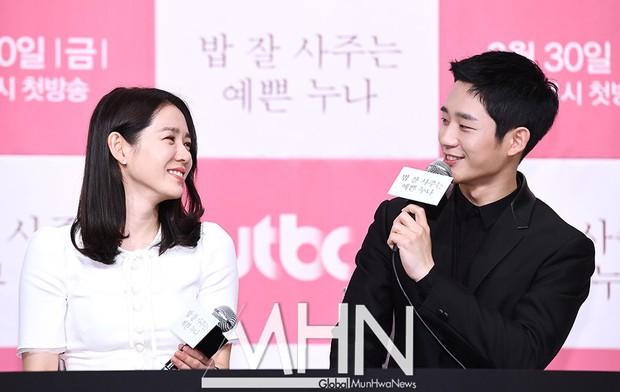 Jung Hae In thừa nhận: Tim tôi rung động trong từng khoảnh khắc vì chị Son Ye Jin - Ảnh 2.