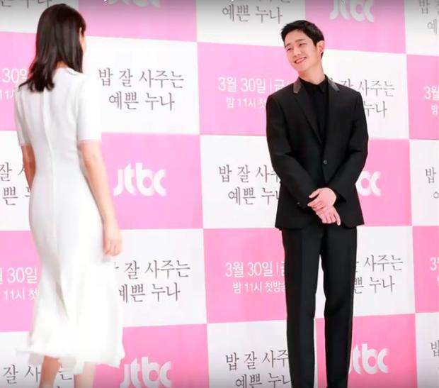 Jung Hae In thừa nhận: Tim tôi rung động trong từng khoảnh khắc vì chị Son Ye Jin - Ảnh 3.