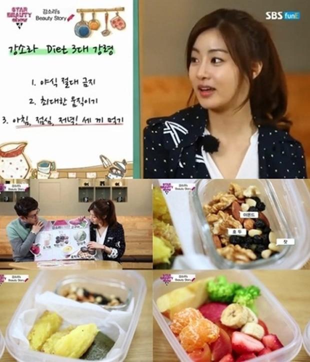 Từ 72kg xuống 48kg, Kang So Ra có bí quyết gì mà giảm cân nhanh đến vậy? - Ảnh 4.