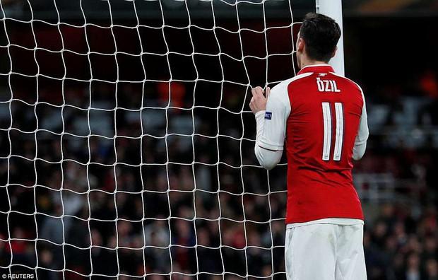 Ramsey lập cú đúp, Arsenal đặt một chân vào bán kết Europa League - Ảnh 10.