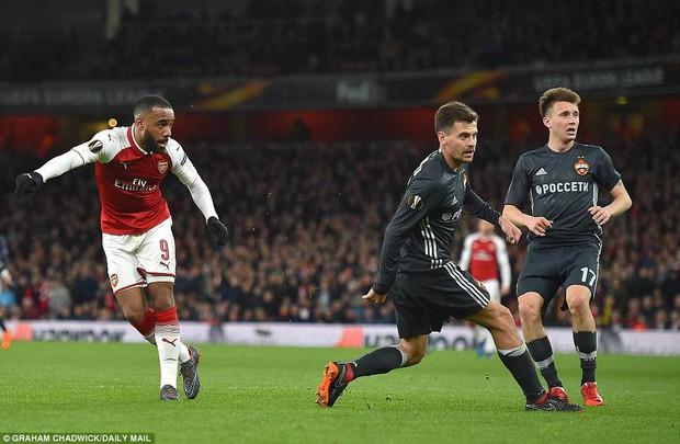 Ramsey lập cú đúp, Arsenal đặt một chân vào bán kết Europa League - Ảnh 8.