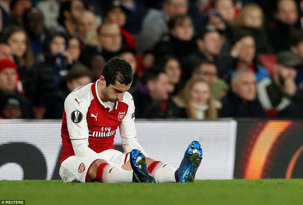 Ramsey lập cú đúp, Arsenal đặt một chân vào bán kết Europa League - Ảnh 9.