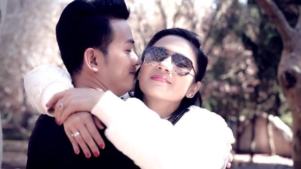 Minh Tuấn A# diễn xuất tình cảm cùng người đẹp Tây Đô Việt Trinh trong dự án trở lại - Ảnh 4.