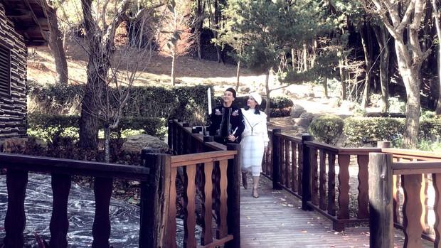 Minh Tuấn A# diễn xuất tình cảm cùng người đẹp Tây Đô Việt Trinh trong dự án trở lại - Ảnh 6.