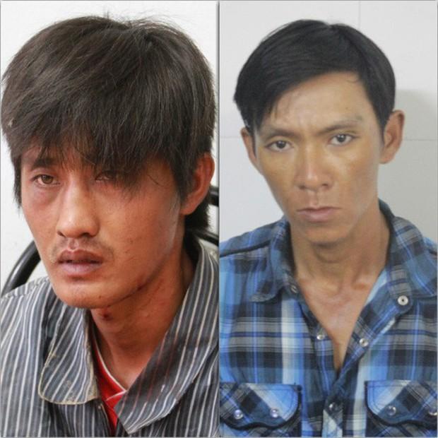 Bị phát hiện trộm cắp, 2 thanh niên nghiện ma túy dùng kéo đâm công an bị thương - Ảnh 1.