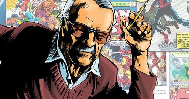 Đã tuổi cao sức yếu, Bố Già Stan Lee còn bị ăn cắp máu đem đi bán! - Ảnh 1.